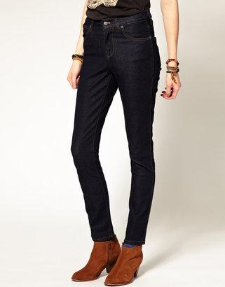 Wrangler Jess High Waisted Skinny Jeans