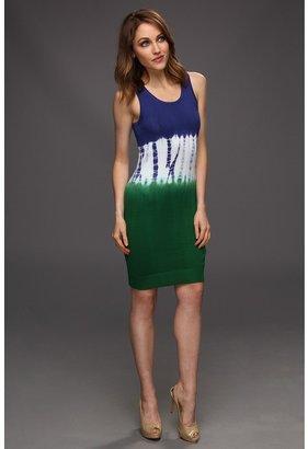 MICHAEL Michael Kors Tie Dye Sweater Tank Dress