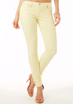 Alloy Royal Blue Colored Skinny