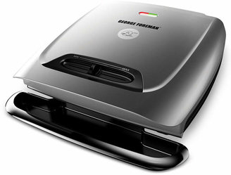 George Foreman Grill, 8 Serving Classic Plates
