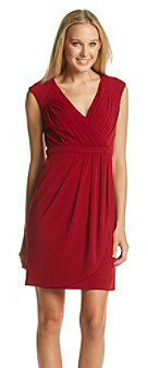 Vince Camuto Pleated Dress