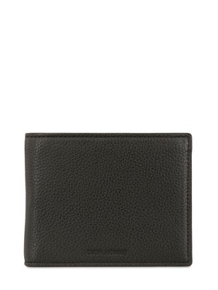 Christian Dior Soft Grained Coin Purse