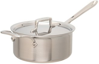 All-Clad d5 Brushed 3 Qt. Sauce Pan With Lid