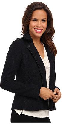 NYDJ Tweed Moto Jacket