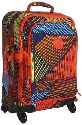 Kipling IF-Yubin 55L Luggage (Ethnic Print) - Bags and Luggage
