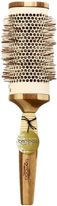 J&D Large Round Thermal Bamboo Brush $12.99 thestylecure.com