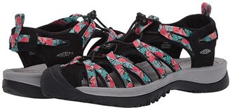 Keen Whisper (Black/Magnet) Women's Sandals