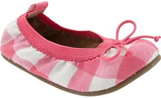 Old Navy Canvas Ballet Flats for Baby