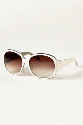 Anthropologie Sky Eyes Quarry Sunglasses