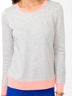 Forever 21 Heathered Sweatshirt