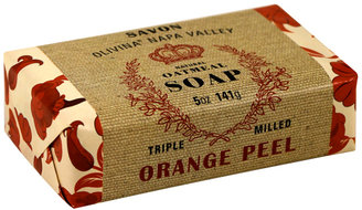 Olivina Orange Peel Oatmeal Soap