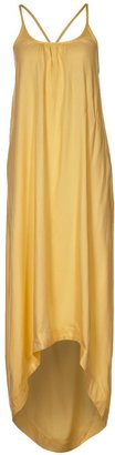 Selected NEED Maxi dress yellow