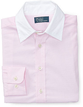 Ralph Lauren Long-Sleeved Lowell Shirt
