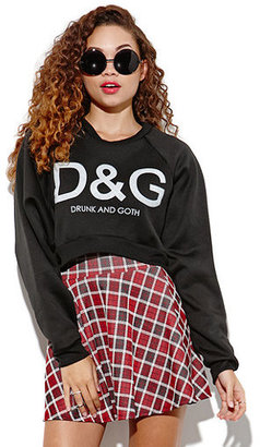 D&G United Couture Cropped Fleece