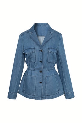 Gerard Darel Amalthea - Field Jacket In Jean