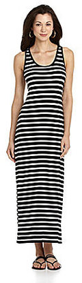 Vince Camuto TWO by Striped Maxi Dress