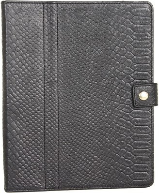Elliott Lucca Lucca Gifts Technology Folio (Black Exotic) - Bags and Luggage