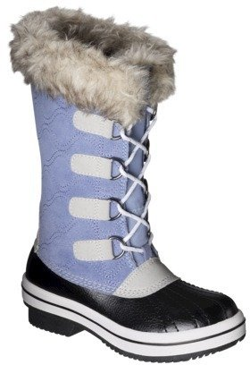 B.L.U.E. Girl's Circo ® Nadia Winter Boot - Periwinkle