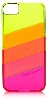 Juicy Couture Clear Stackable iPhone 5 Case
