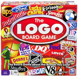 Spin Master Toys Spin master The Logo Board Game by Spin Master