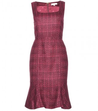 Tory Burch Drew tweed dress