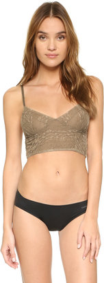Free People Stretch Lace Crop Bra $38 thestylecure.com