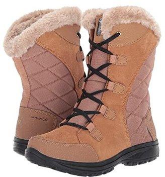 Columbia Ice Maidentm II (Elk/Black) Women's Boots