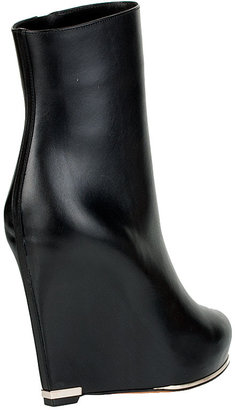 Givenchy Leather wedge ankle boot