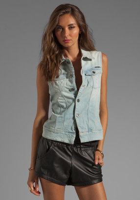 G Star G-Star Arc Denim Vest