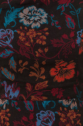 BB Dakota The Leona Floral Brocade Dress