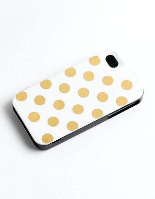 Kate Spade Polka Dot Hard Shell iPhone 5 Case