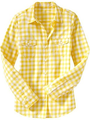 Old Navy Women's Lightweight Camp Shirts