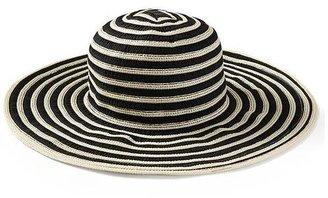 Banana Republic Striped Sun Hat