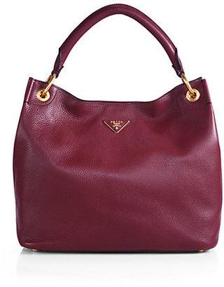 Prada Daino Large Hobo Bag