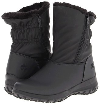 totes Rikki (Black) - Footwear