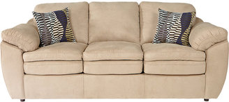 Rooms To Go Valley Crest Camel Sofa