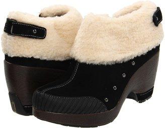 Jambu Holland (Midnight Brushed Suede) - Footwear