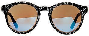 Le Specs The Hey Macarena Sunglasses