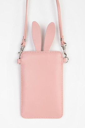 Urban Outfitters Cooperative Bunny Ears Crossbody Pouch
