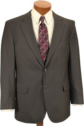 Jos. A. Bank Classic 2-Button Business Express Jackets- Olive Solid
