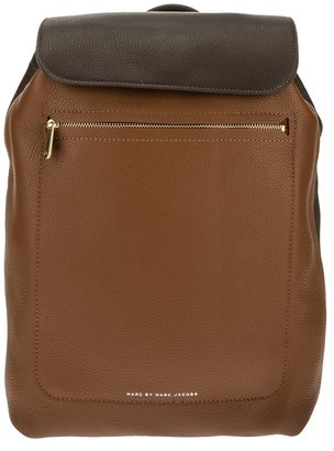 Marc by Marc Jacobs bi-colour backpack