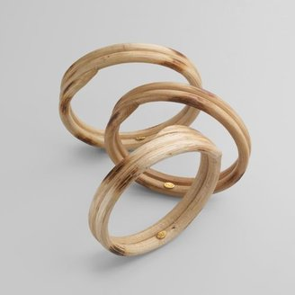 Kenneth Jay Lane Set of 3 Coil Bracelets
