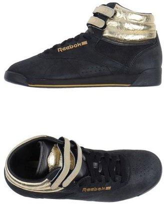 Reebok High-top sneaker