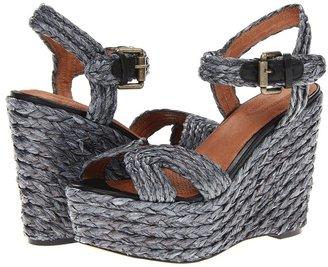 Corso Como Ballo (Black Raffia) - Footwear