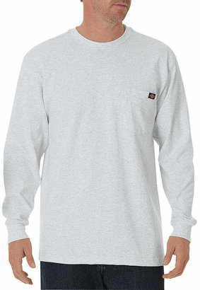 Dickies Long Sleeve Heavyweight Crew Neck Tee