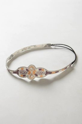 Anthropologie Gleaming Mosaic Headband
