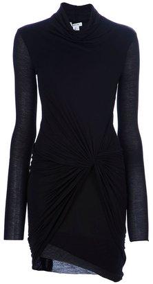 Helmut Lang Long sleeved dress