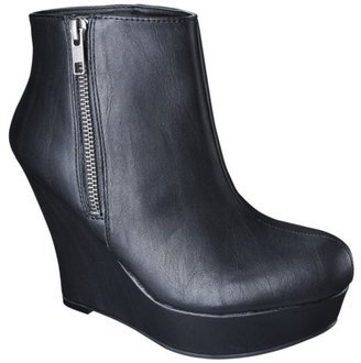Mossimo Women's Kalene Ankle Bootie - Assorted Colors