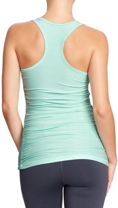 Old Navy Women's Active by Ruched Tanks