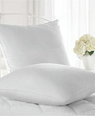 "Lauren Ralph Lauren Classic 26"" Square European Down Alternative Pillow, Luxloft Fill"
